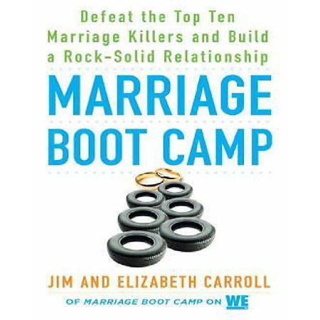 Marriage Boot Camp  Defeat The Top Ten Marriage Killers And Build A Rock Solid Relationship