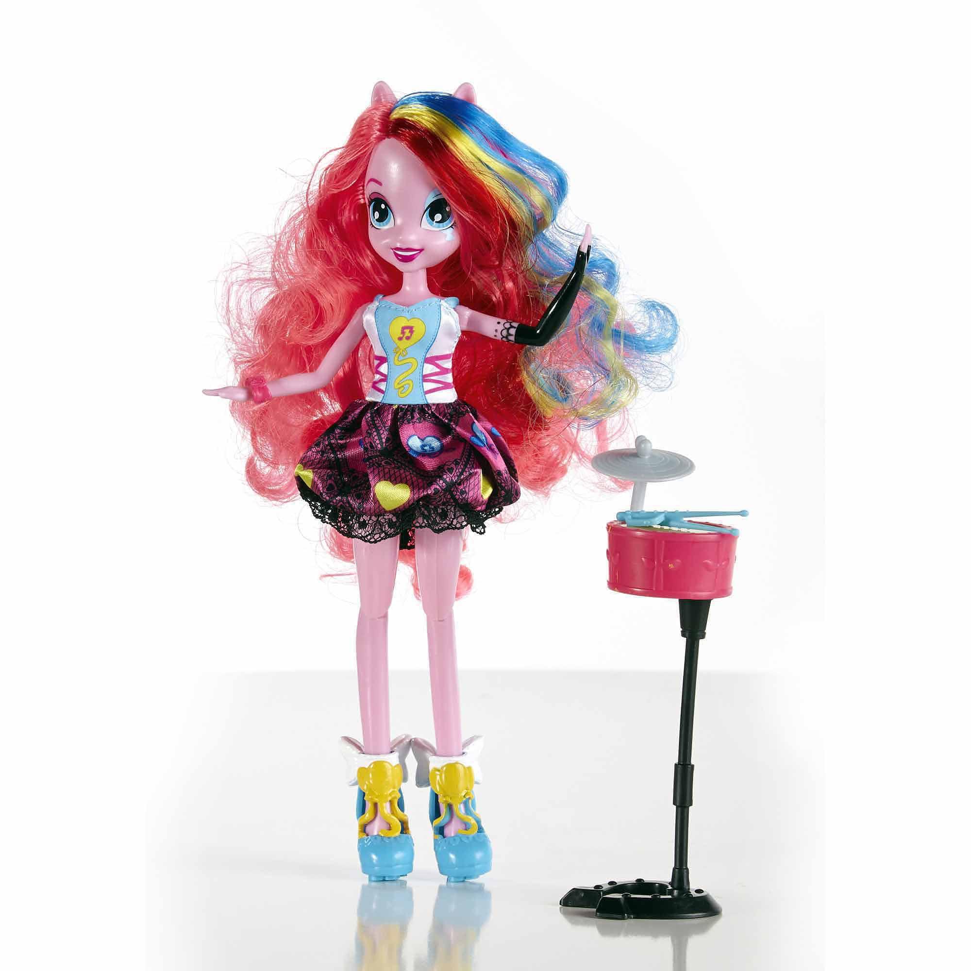 My Little Pony Equestria Girls Singing Pinkie Pie Doll by Hasbro, Inc.