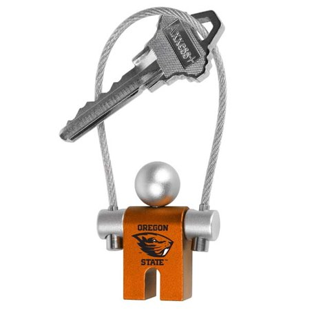 Oregon State Jumper Keychain