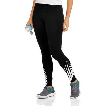 be687b65242 Danskin Now - Women s Fitspiration Active Graphic Legging - Walmart.com