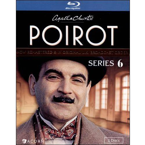 Agatha Christie's Poirot: Series 6 (Blu-ray) (Full Frame)