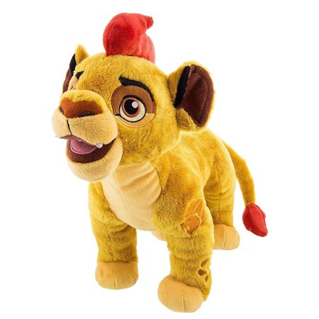 Disney Parks The Lion Guard Kion Plush New with