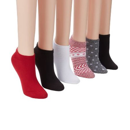 Six-Pack Supersoft Liner Socks Silver Cycling Socks