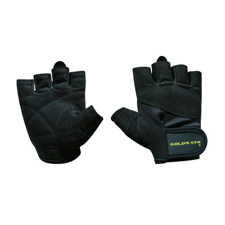 Golds Gym Classic Weight Training Gloves - Medium