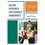 Action Research for Teacher Candidates - eBook