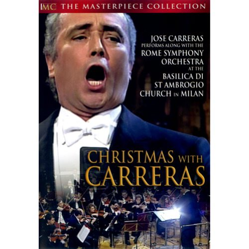 Christmas With Carreras (Music DVD)