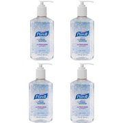 PURELL Advanced Instant Hand Sanitizer, 12 fl oz, 4 count