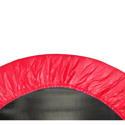 Mini Round Trampoline Replacement Safety Pad in Red (36 in. safety Pad)