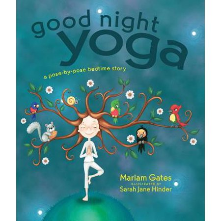 Good Night Yoga: A Pose-By-Pose Bedtime Story (Hardcover)](Good Halloween Story Names)