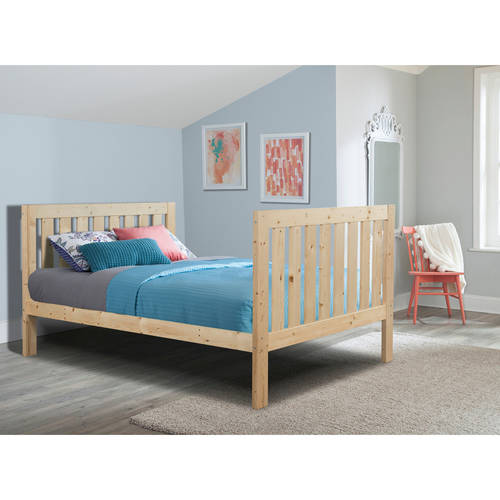 Canwood Lakecrest Full Bed, Natural