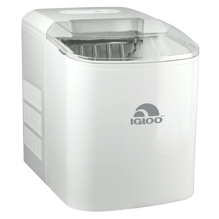 Igloo ICEB26WH Ice Cube Maker, White