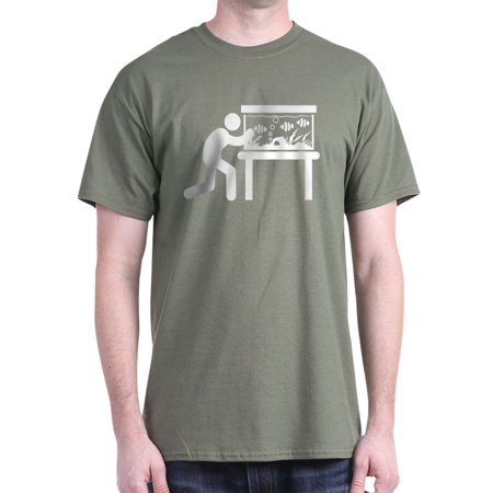 32a5e78a CafePress - Fish Lover - 100% Cotton T-Shirt - Walmart.com