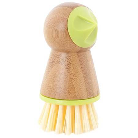 Potato Brush - FC11124 Potato Brush With Eye Remover, Scrubs Spuds Clean With Tough Bristles By Full Circle