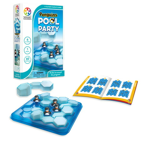 Play Club Penguin Halloween Party Games (Smart Games Penguins Pool)