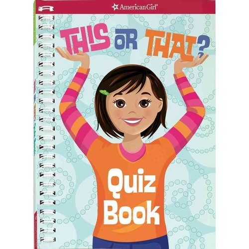 This or That?: Quiz Book
