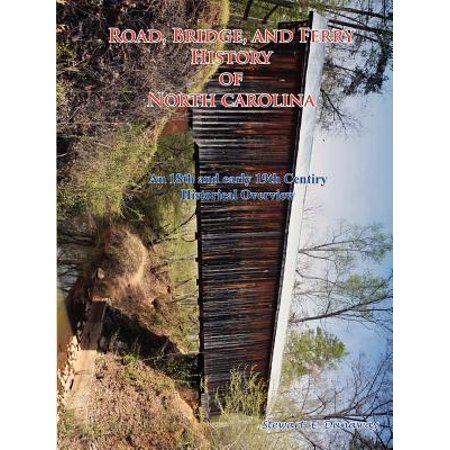 Road, Bridge and Ferry History in North Carolina (North Bridge Road Market & Food Centre)