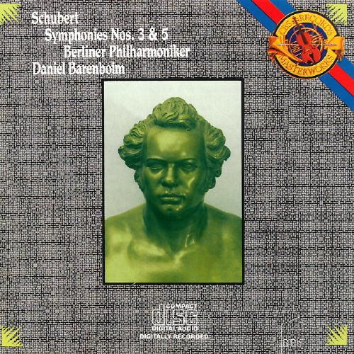 Schubert : Symphonies 3 & 5