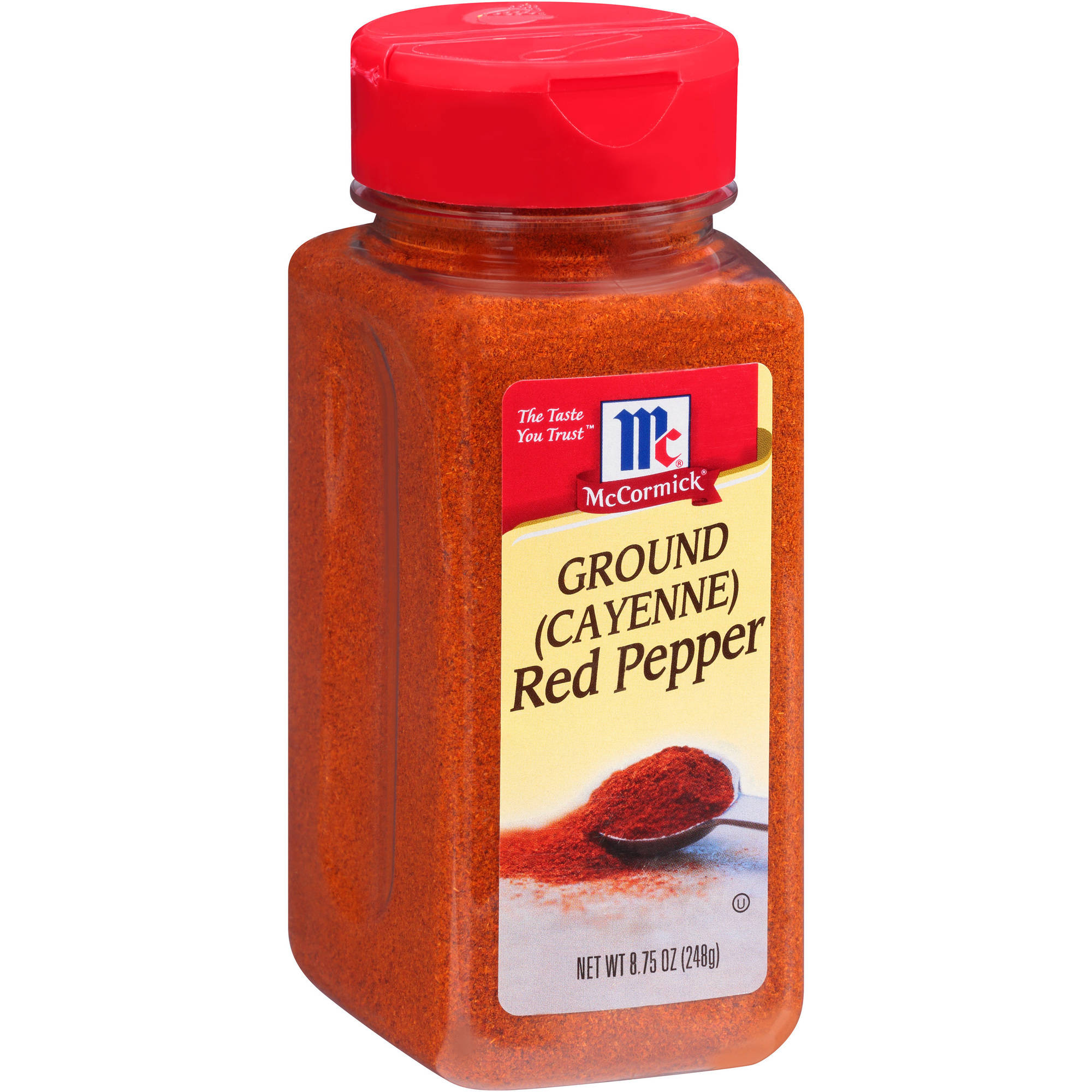 McCormick Ground Cayenne Red Pepper, 8.75 oz
