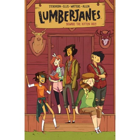 Lumberjanes Beware the Kitten Holy: Vol. 1 (Beware Of The Woman With A Broken Heart)