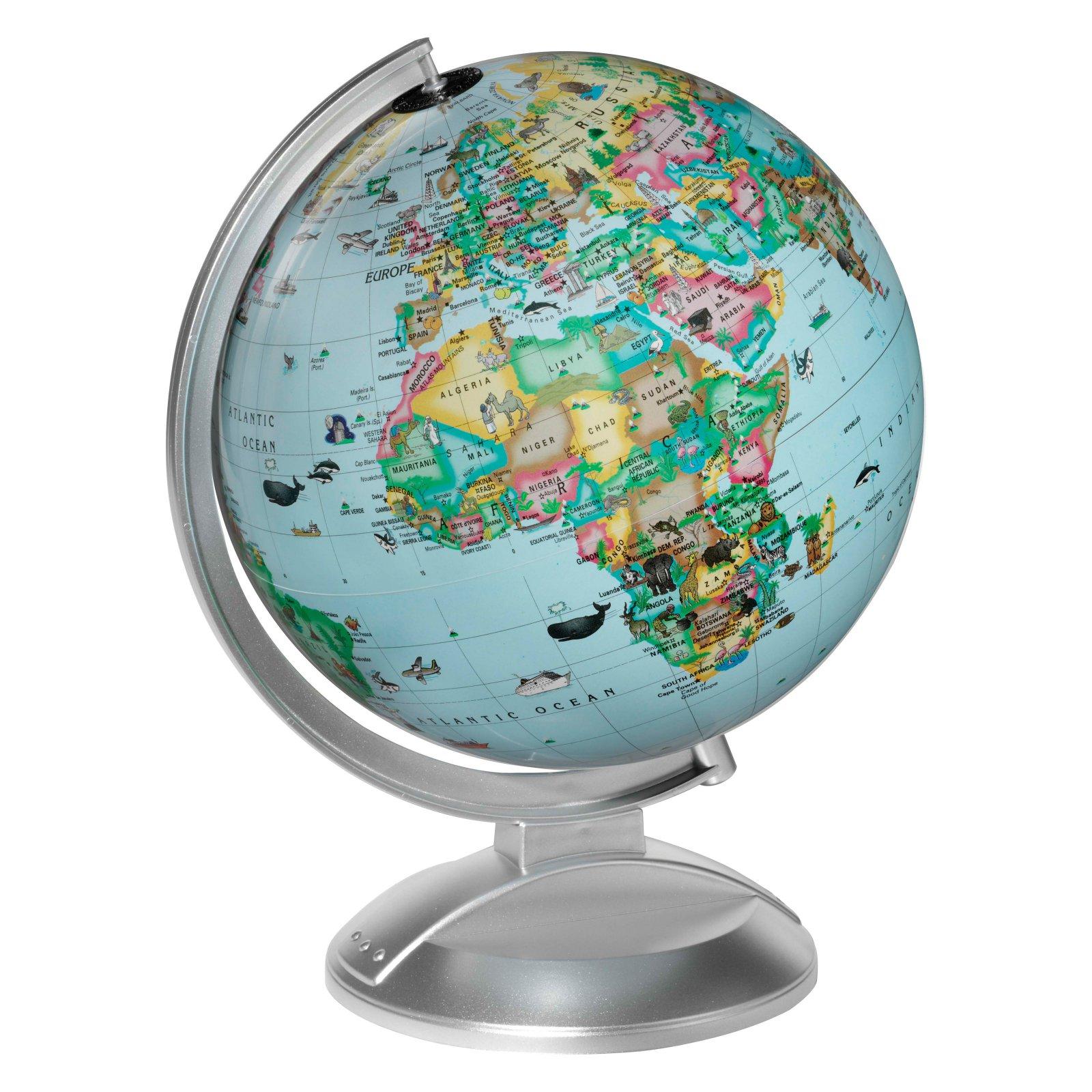 Replogle Globe 4 Kids 10 in. Tabletop Globe