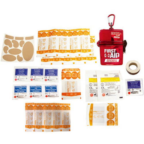 Adventure First Aid Kit, Water-Resistant by Supplier Generic