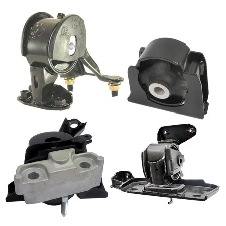 - Engine Motor and Transmission Mount 62050 62012 62064 62049 For 2006-2008 Toyota Rav4 2.4L 4PCS 2006 2007 2008