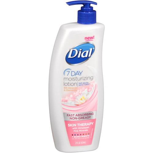 Dial 7 Day Skin Therapy Moisturizing Lotion, 21 fl oz