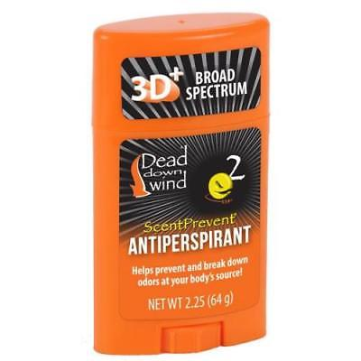 Dead Down Wind ScentPrevent Antiperspirant, 2Pack