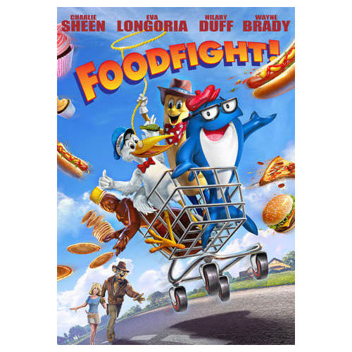 Foodfight! (2013)