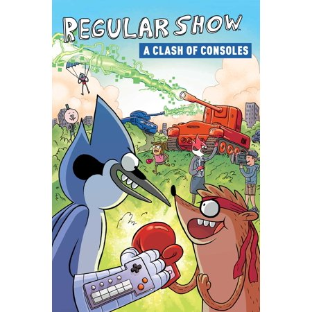 Regular Show Original Graphic Novel Vol. 3: A Clash of