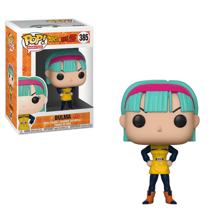 Funko Pop Animation: DBZ S4 - Bulma (YW)](Tien Dbz)