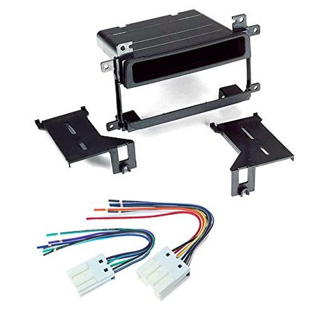 NISSAN SENTRA 2000 2001 2002 2003 2004 2005 2006 CAR STEREO RADIO CD PLAYER RECEIVER INSTALL MOUNTING KIT WIRE