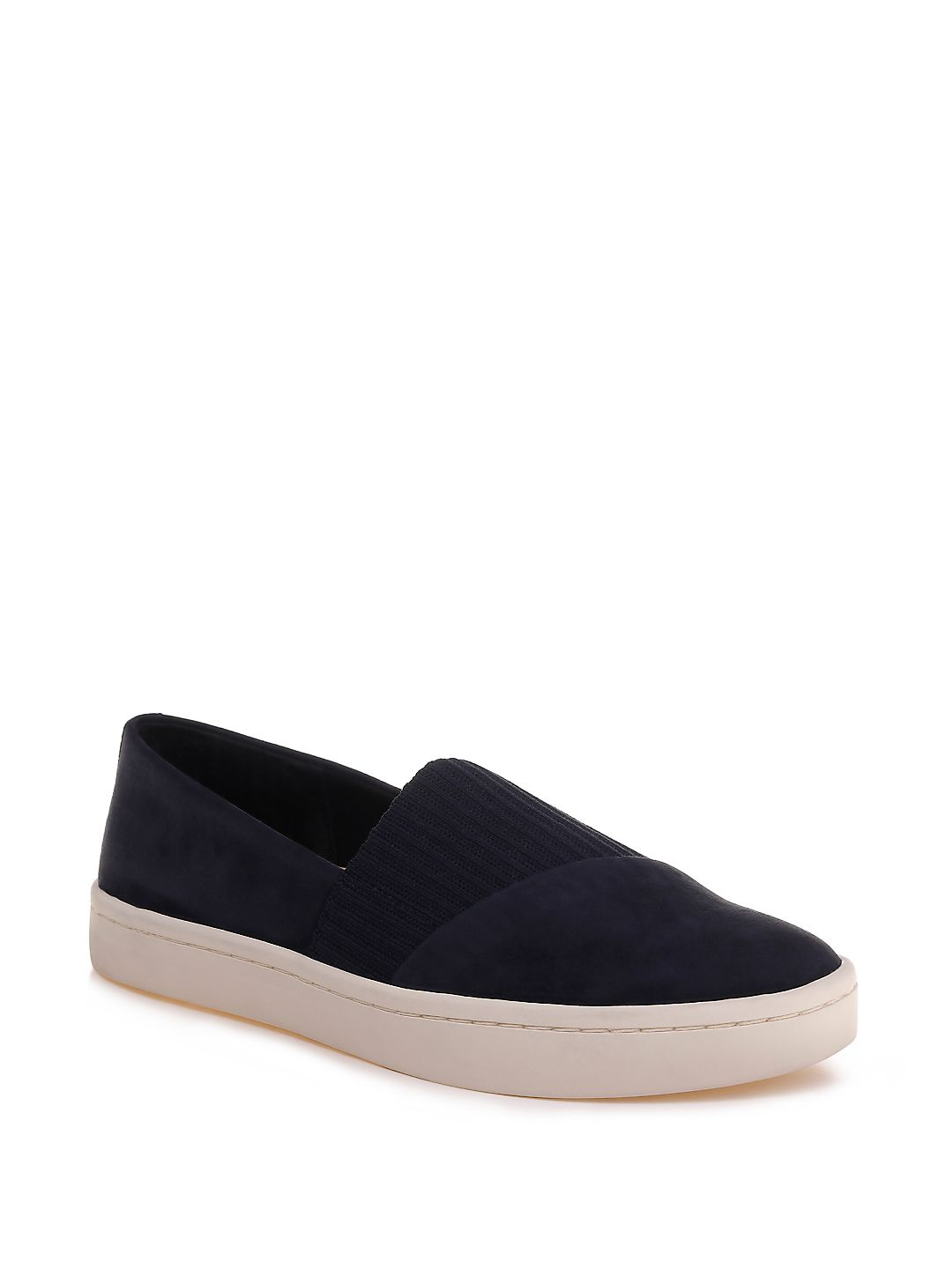 Nouvel Suede Slip-On Sneakers