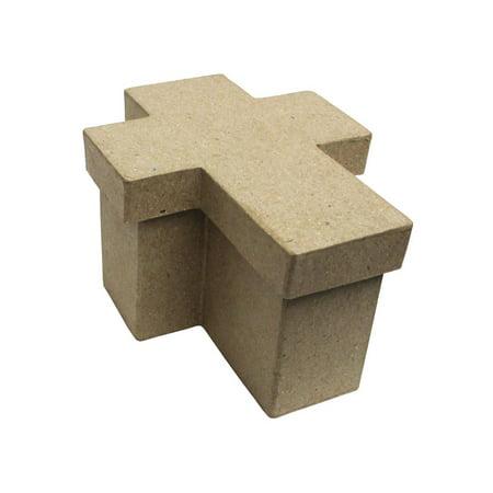 Craft Ped Paper Mache Box 4.5