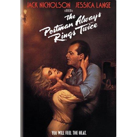 The Postman Always Rings Twice (DVD) (The Postman Always Rings Twice 1981 English Subtitles)