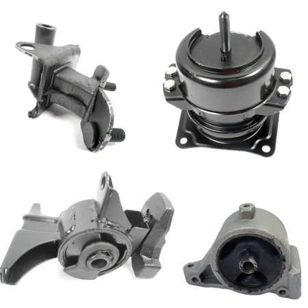 CF Advance For 2003-2006 Acura MDX AWD Automatic 3.5L Engine Motor & Transmission Mount Set 4Pcs 2003 2004 2005 2006 4519 4533 4523 (2006 Acura Mdx Timing Belt Replacement Cost)