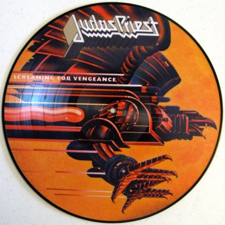 Screaming For Vengeance (Vinyl)