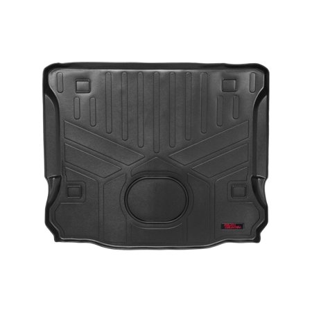 Rough Country Heavy Duty Cargo Liner (fits) 2015-2018 Jeep Wrangler JK 4DR Cargo M-6155 Duty Cargo Liner Jeep