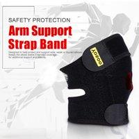 Adjustable Neoprene Tennis Golfers Elbow Brace Wrap Arm Support Strap Band