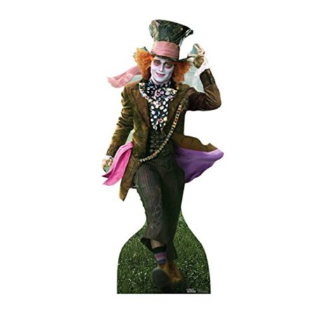 Mad Hatter - Disney's Alice in Wonderland (2010) - Advanced Graphics Life Size Cardboard