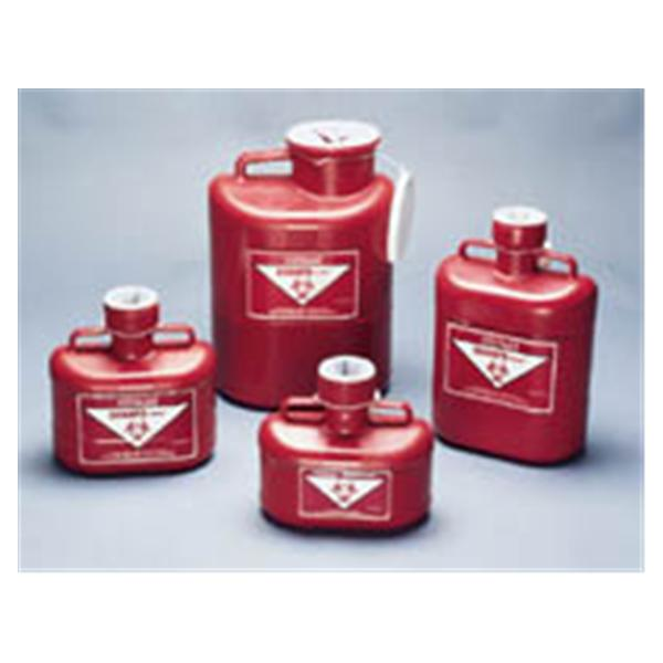 WP000-PT 184 184 Container Sharps-Tainer Non-Stackable Small Red 4.7qt Ea Medical Action Industries