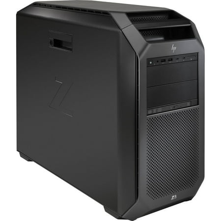 Refurbished HP Z8 G4 Workstation 2x Gold 6136 Twelve Core 3Ghz 192GB RAM 500GB NVMe Quadro P2000 Win 10 - image 1 de 1