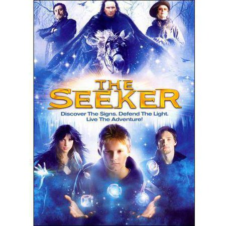 The Seeker  Full Frame  Widescreen