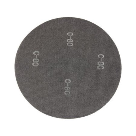 Gator 17 in. Silicon Carbide Hook and Loop Floor Sanding Disc 100 Grit Medium 1 pc. - Case Of: 15; Each Pack Qty: 1;