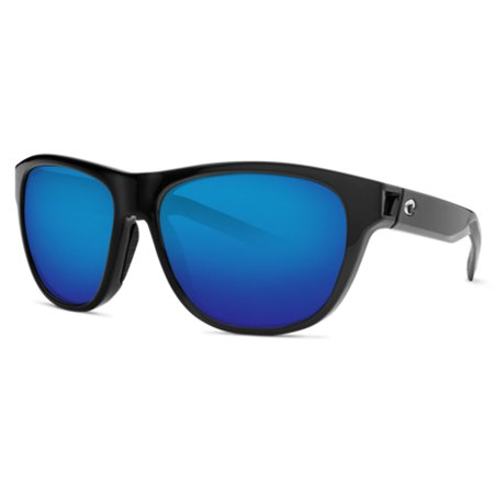 Costa del Mar Bayside BAY11-OBMGLP580G Polarized Blue Mirror Sunglasses