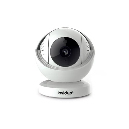 invidyo A.I. - Video Baby Monitor with Crying Detection, Stranger Alerts and Smile Albums - Crying Smile