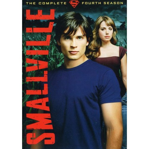 Smallville: The Complete Fourth Season (Widescreen)