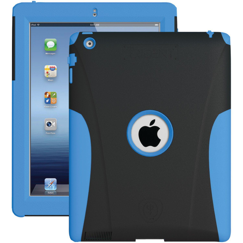 TRIDENT AG-NEW-IPAD-BL iPad(R) with Retina(R) display/iPad(R) 3rd Gen/iPad(R) 2 Aegis(R) Case (Blue)