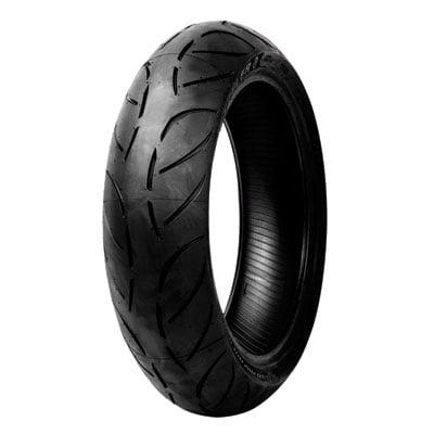 Metzeler Sportec M7 RR Rear Motorcycle Tire 180/55ZR-17 (73W) for Ducati Scrambler Flat Track Pro 2016