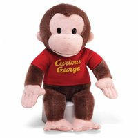Gund Curious George 12 inches Stuffed Animal Plush Toy